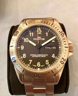 瑞士Fortis 自動手錶