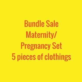 #bundlesforyou Maternity/ Pregnancy Bundle Set