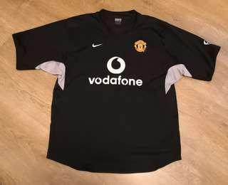 Nike  曼聯男子訓練衣 大碼 Manchester united training kit