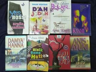 Novel Preloved Melayu