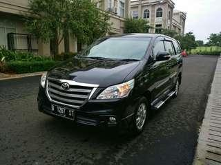 Toyota Kijang INNOVA 2.0 G Luxury 2013MT..For Sale!!!