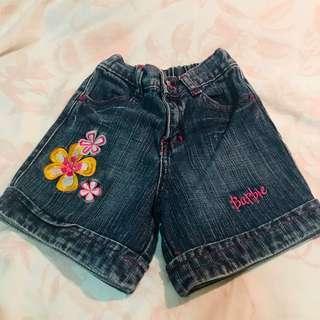 Barbie Girls Denim Shorts