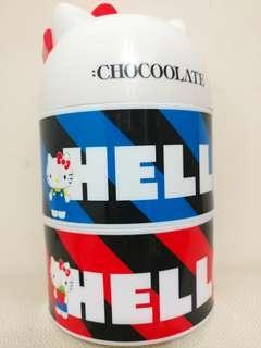 Hello Kitty x :Chocoolate 食物盒 (全新)