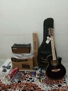 Gitar set