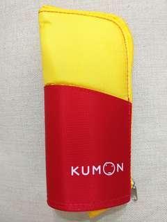 Kumon 筆袋 (全新)