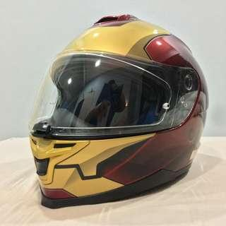 HJC IS-17 Iron Man Helmet (IS17 Ironman)
