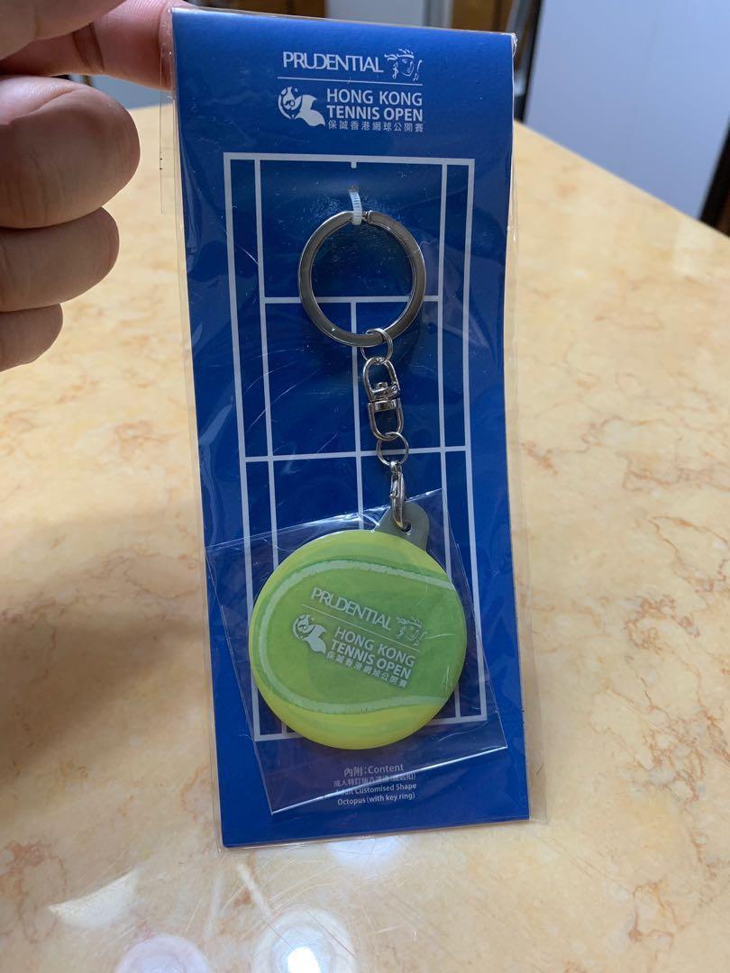 保誠香港網球公開賽成人紀念八達通