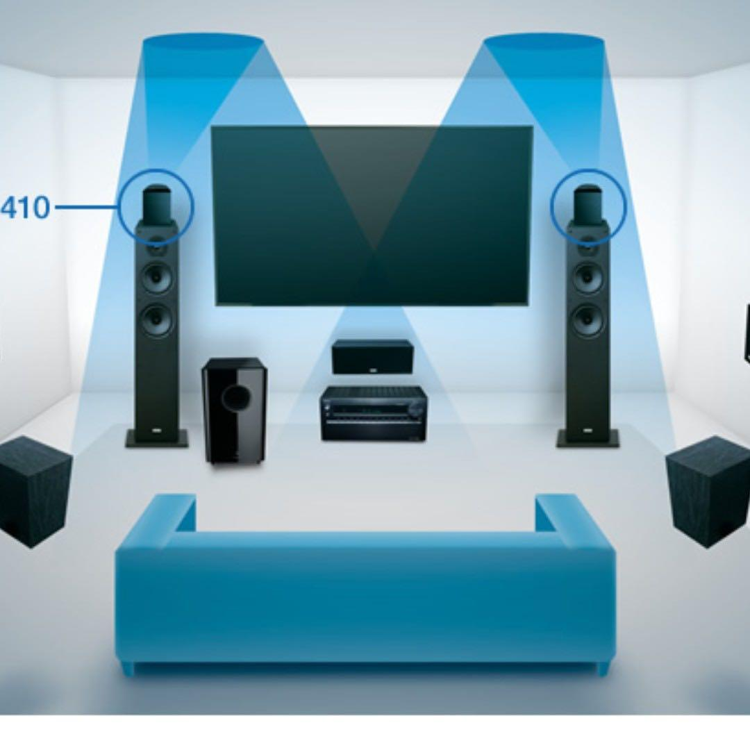 (全新) Onkyo Dolby Atmos 全景聲喇叭 SKH-410