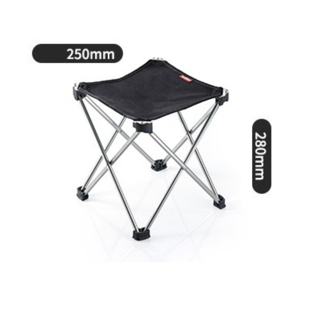 Awe Inspiring Sale Nh Portable Aluminum Folding Stool Camping Chair In Stock Mrthougang Squirreltailoven Fun Painted Chair Ideas Images Squirreltailovenorg