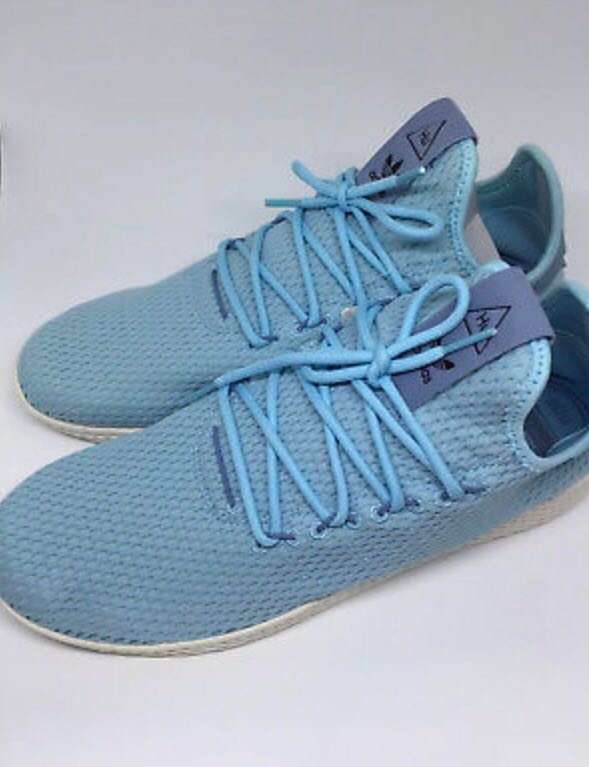 20dd61f09 Adidas Pharell Williams Tennis HU (Tactile Blue)
