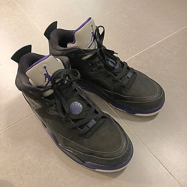"quality design a506a 913d3 Air Jordan Son Of Mars Low ""Grape Ice"" US10.5  450!!, Men s Fashion ..."