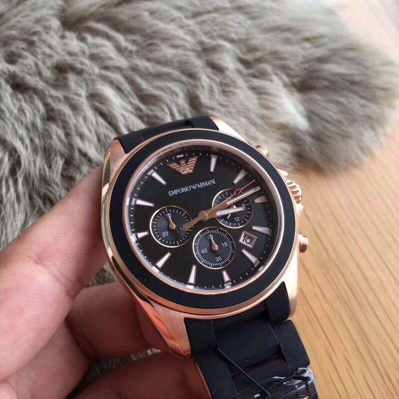 d2f59b2a24b Armani Watch AR6066 42mm Preorder available