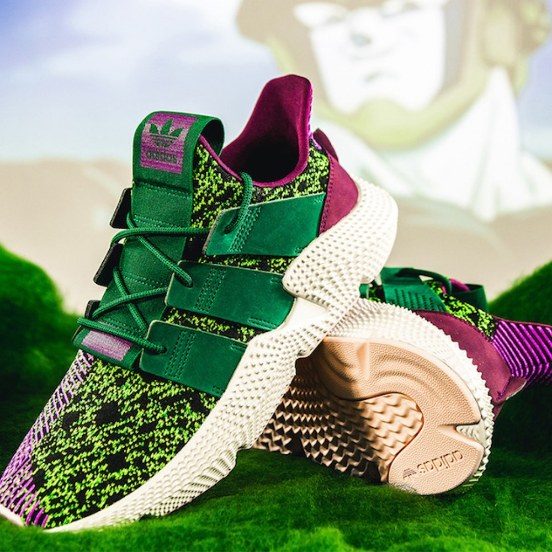 d67fdf178cf98 Authentic Adidas Dragon Ball Z Prophere Cell