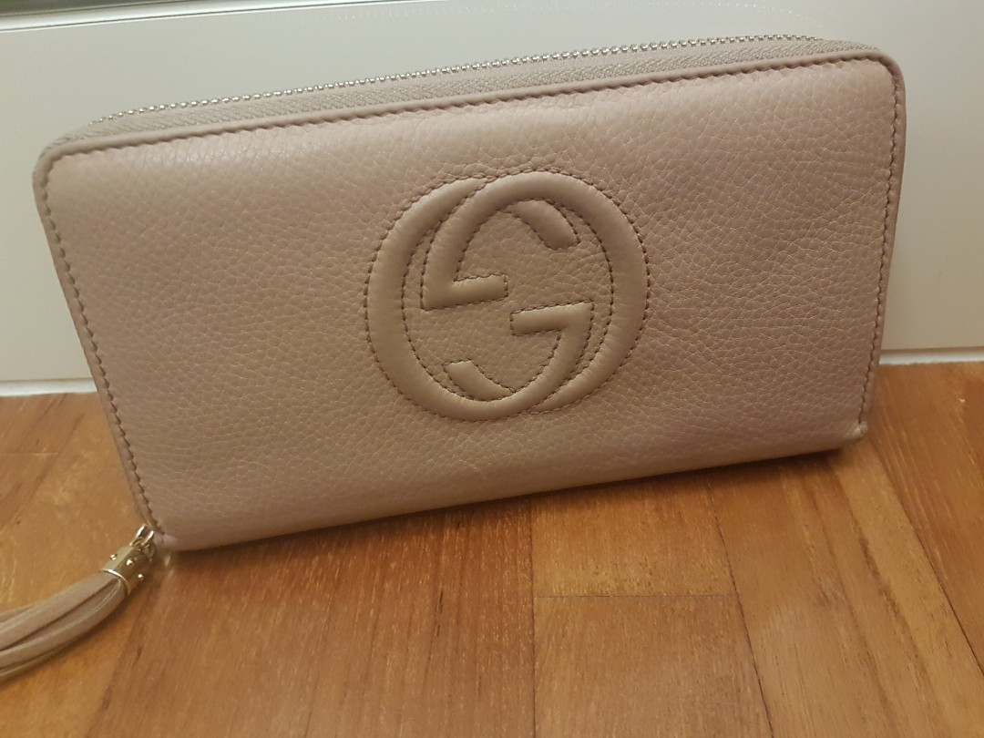 7e6ba1365eec00 Authentic Gucci Long wallet, Luxury, Bags & Wallets, Wallets on ...