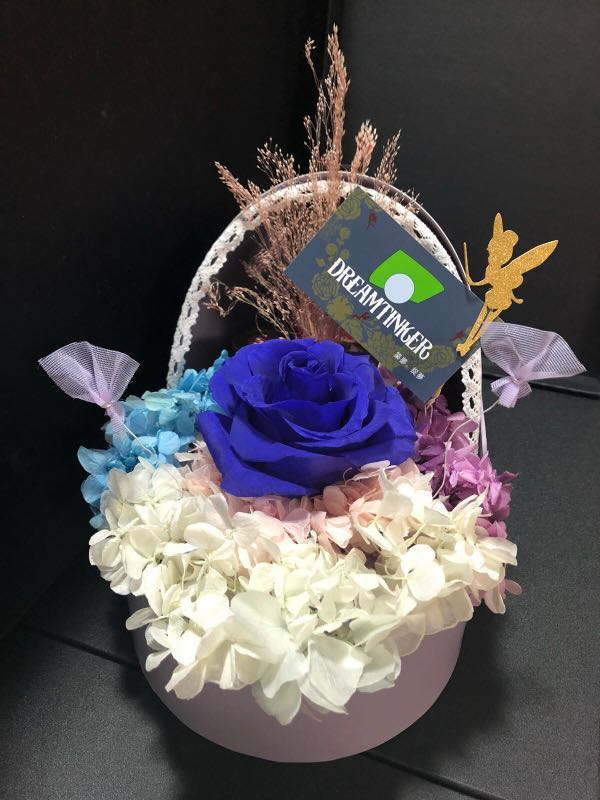 Baby Hamper Birthday Flower Gift Set