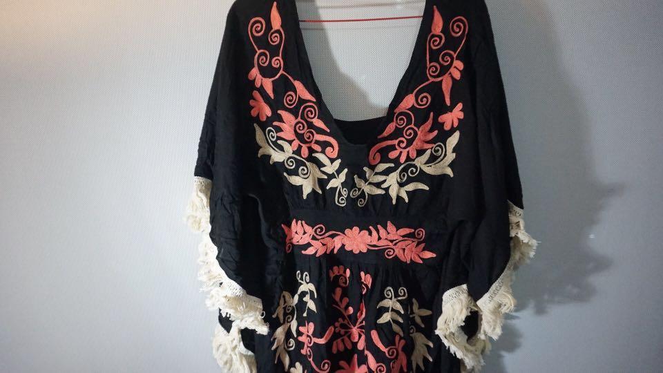 Beach dress #1010