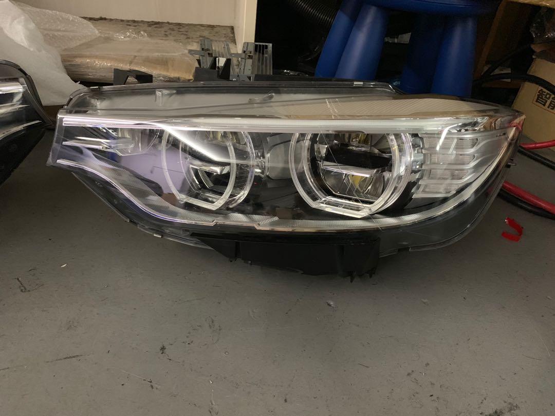 Bmw M3 M4 Full Led Headlights Car Accessories Electronics Lights