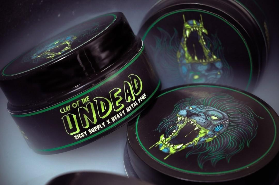 CLAY OF THE UNDEAD (HALLOWEEN LIMITED EDITION)
