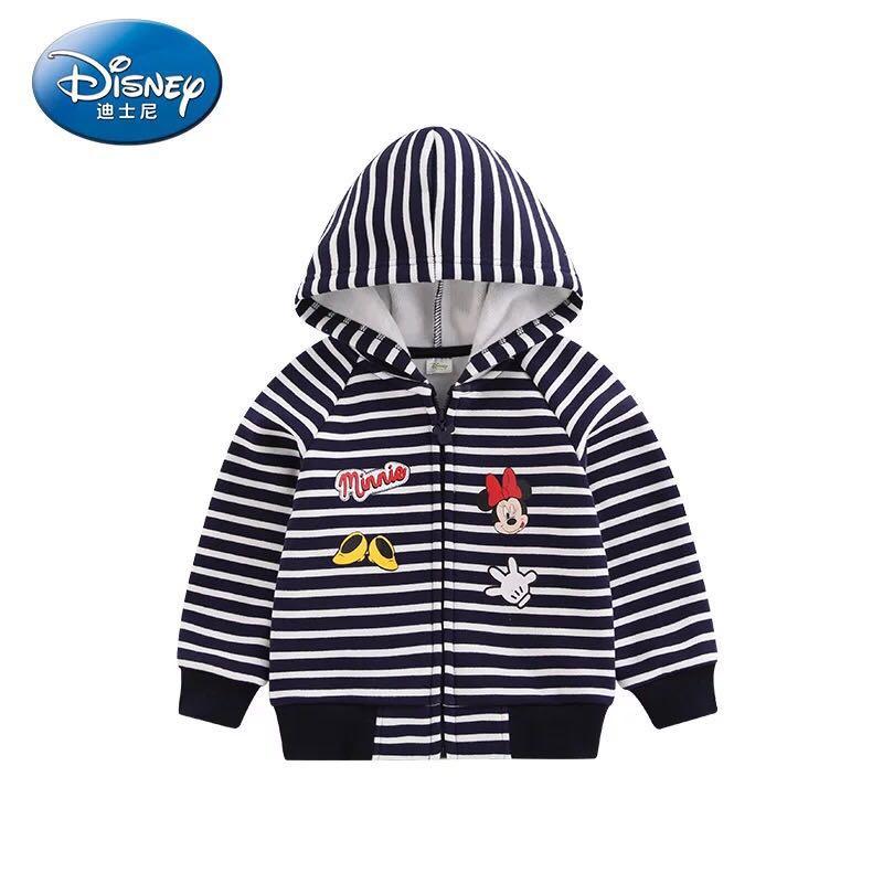 106fe9893f0 Disney hooded winter zipper jacket, Babies & Kids, Girls' Apparel, 4 ...