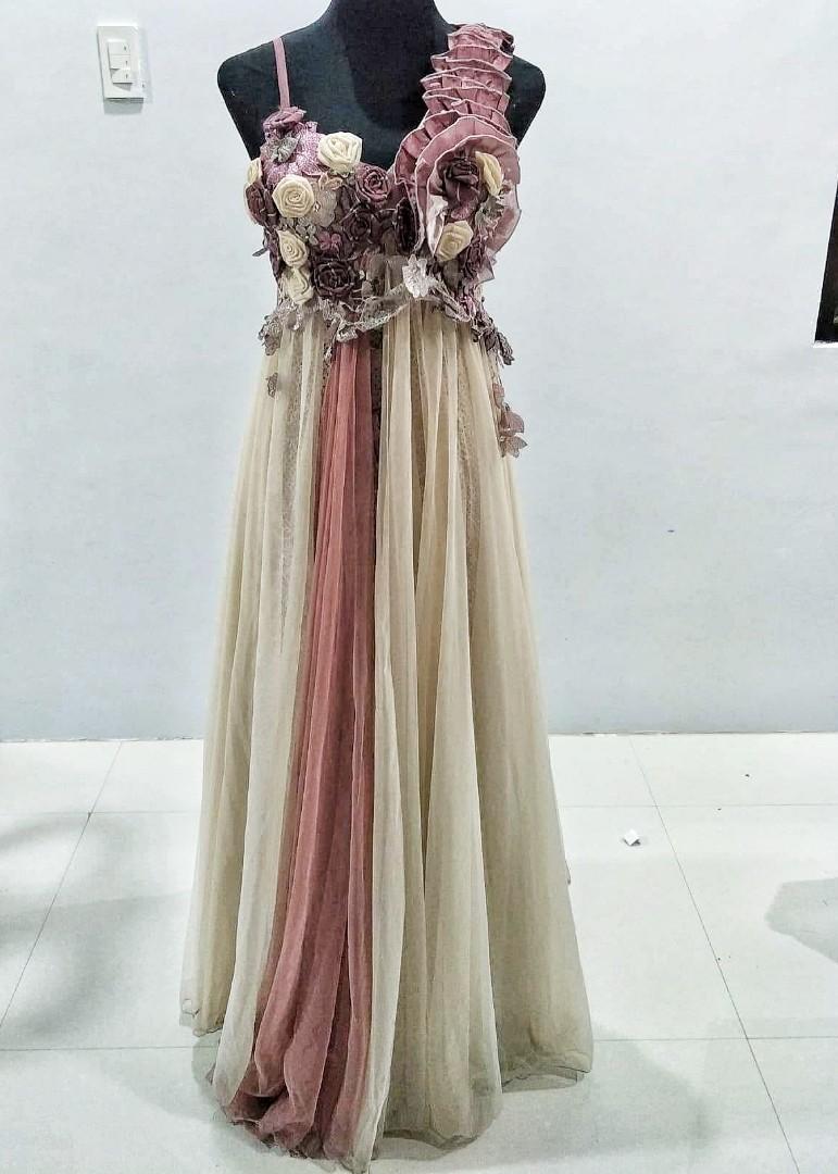 33fcbacf7220 REPRICED!!! Elegant Engkantada flowy dress