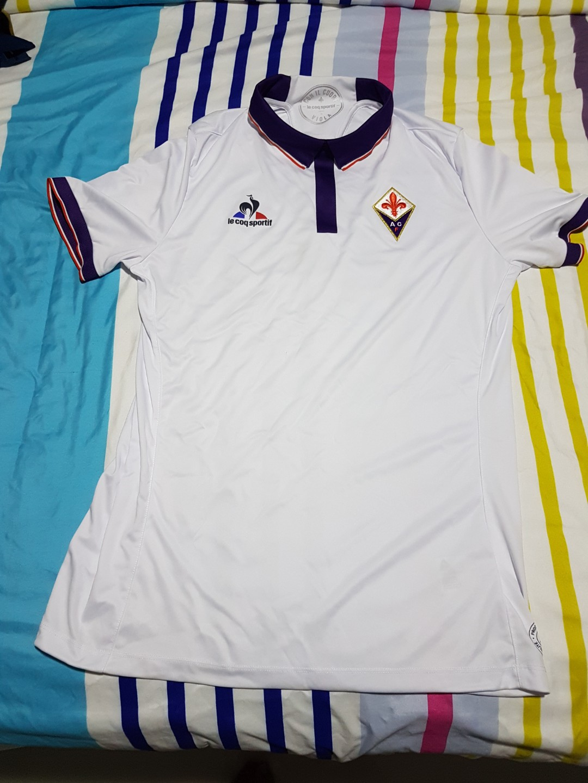 Fiorentina Away Jersey 2016 2017 36f5fbf01
