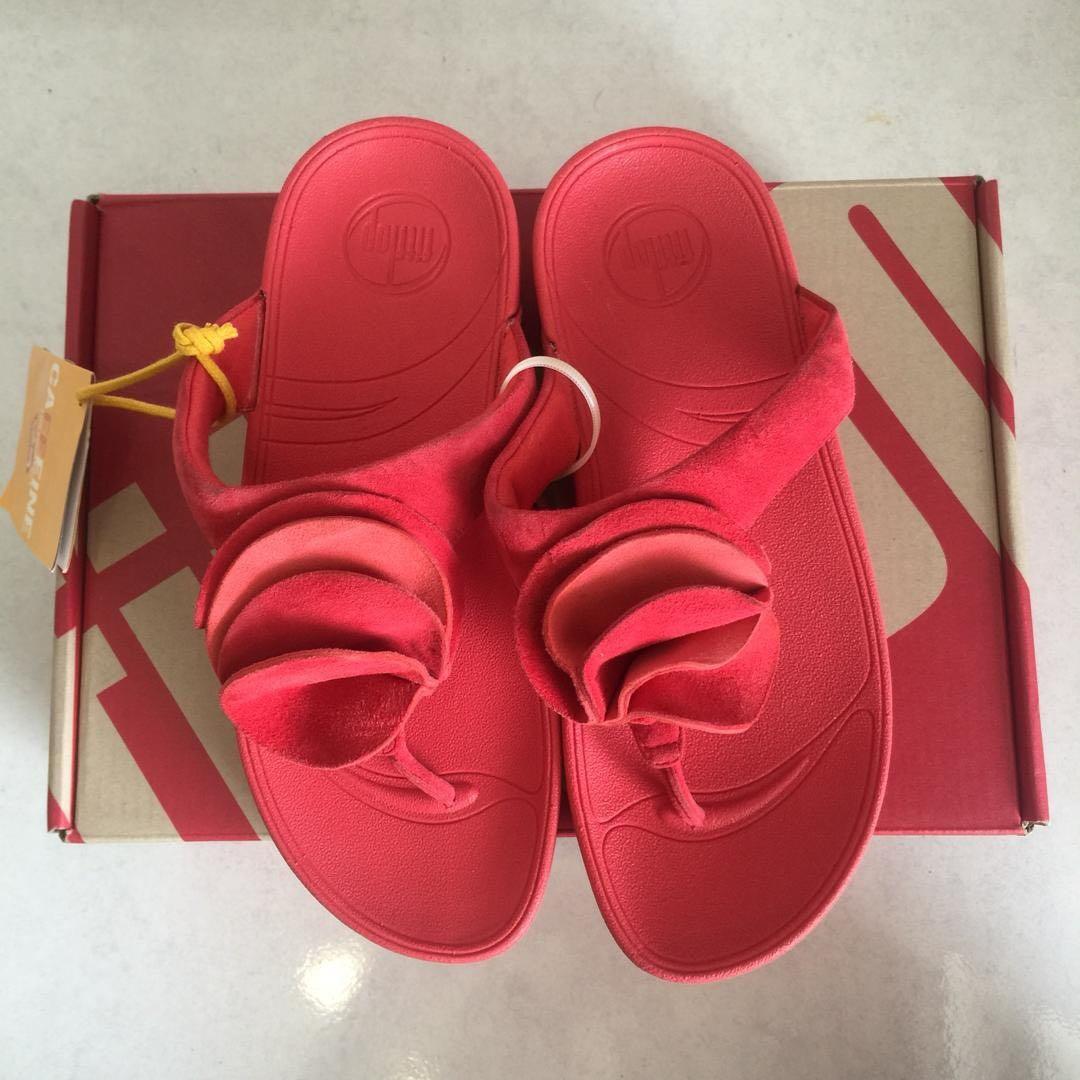 24d4d32a5148 FitFlop Florrie Toe-Thong Sandal