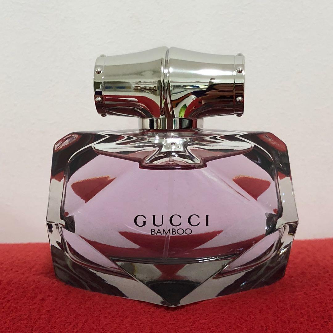 Gucci Bamboo Eau De Parfum 75ml Health Beauty Perfumes