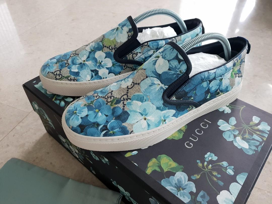 5bdfe7f2b97 Gucci Blooms Slip On