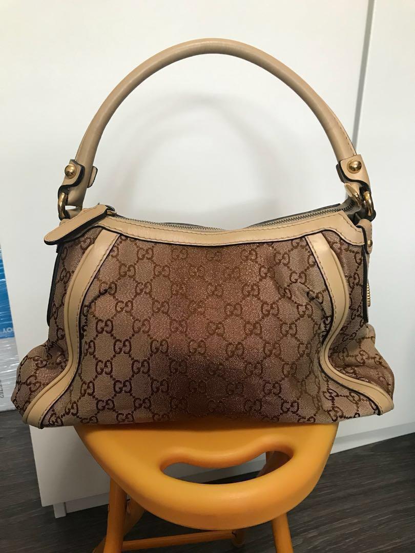 ed7c4b2f029 Gucci Hobo Glitter Bag (AUTHENTIC)