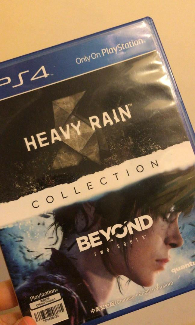 Heavy rain & Beyond two souls