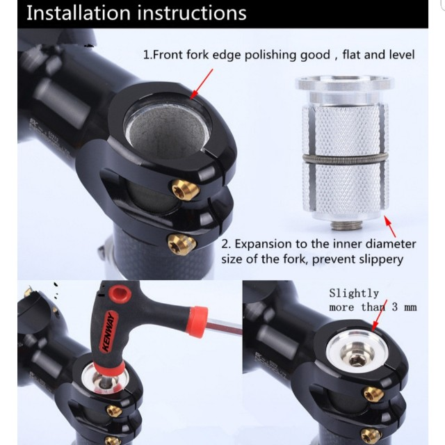 In Stock Headset Expansion Hanging Core Bicycle Bicycles Pmds