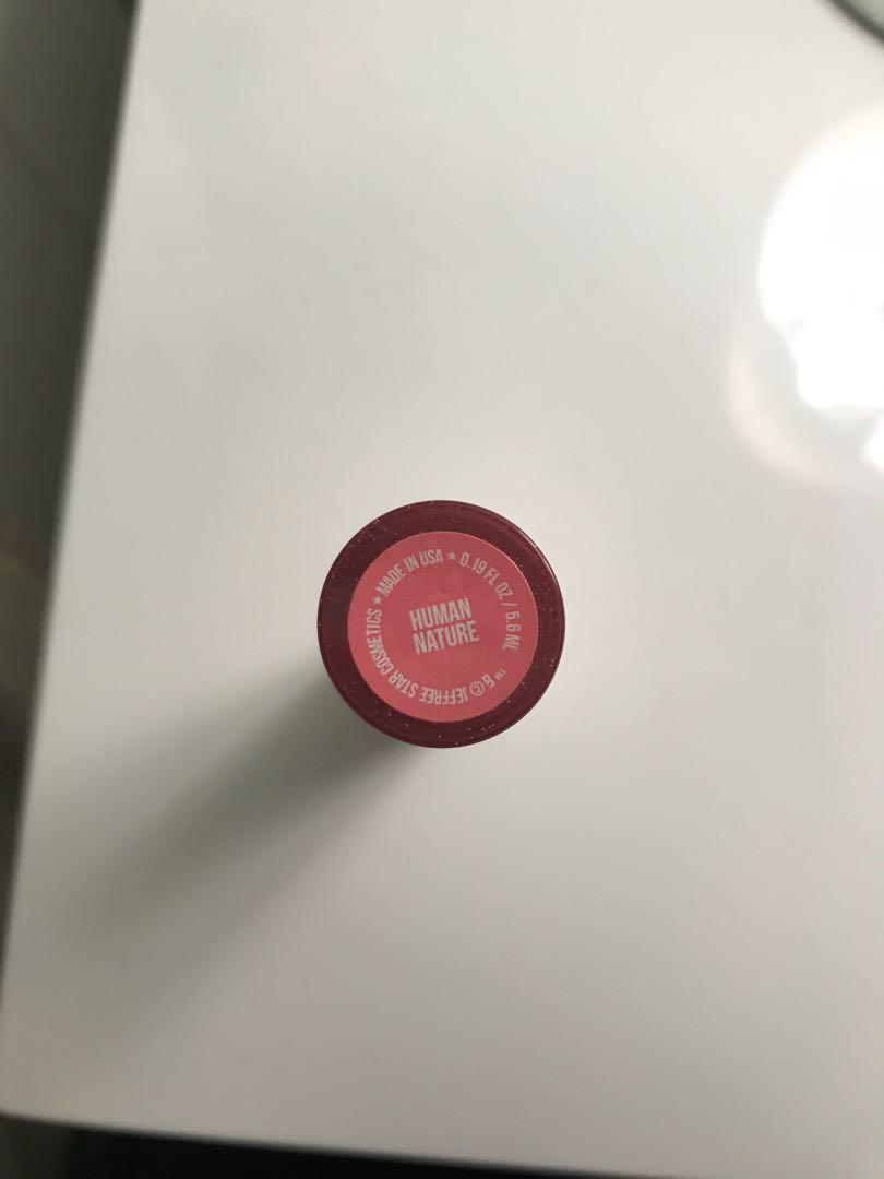 Jeffree Star Liquid Lip: Human Nature (limited edition)