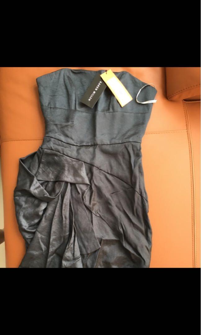 ee8b08150c7 Karen miller tube dress great for parties and wedding, Women's ...