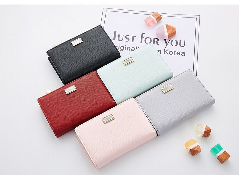 27b189e2fd8b14 Ladies Wallet, Women's Fashion, Bags & Wallets, Wallets on Carousell