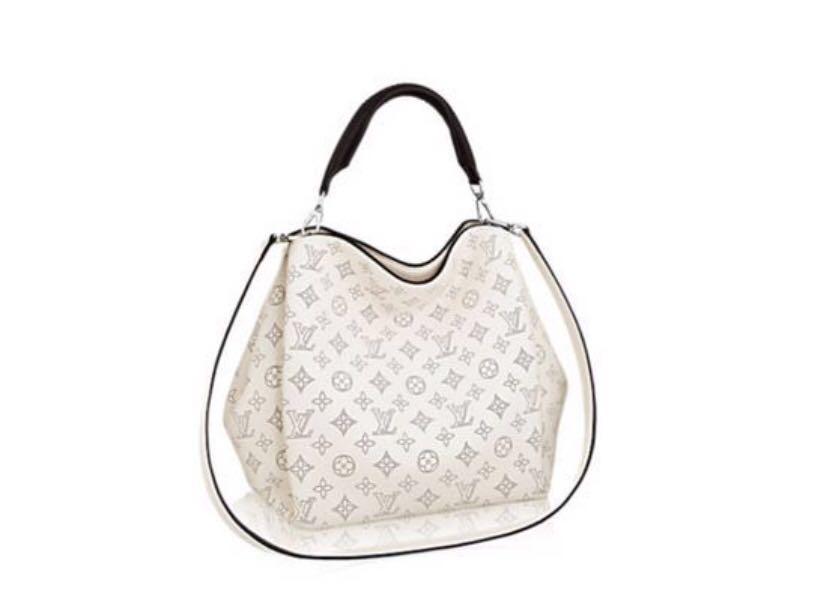 Louis Vuitton Mahina Babylone PM & Zip Around Wallet