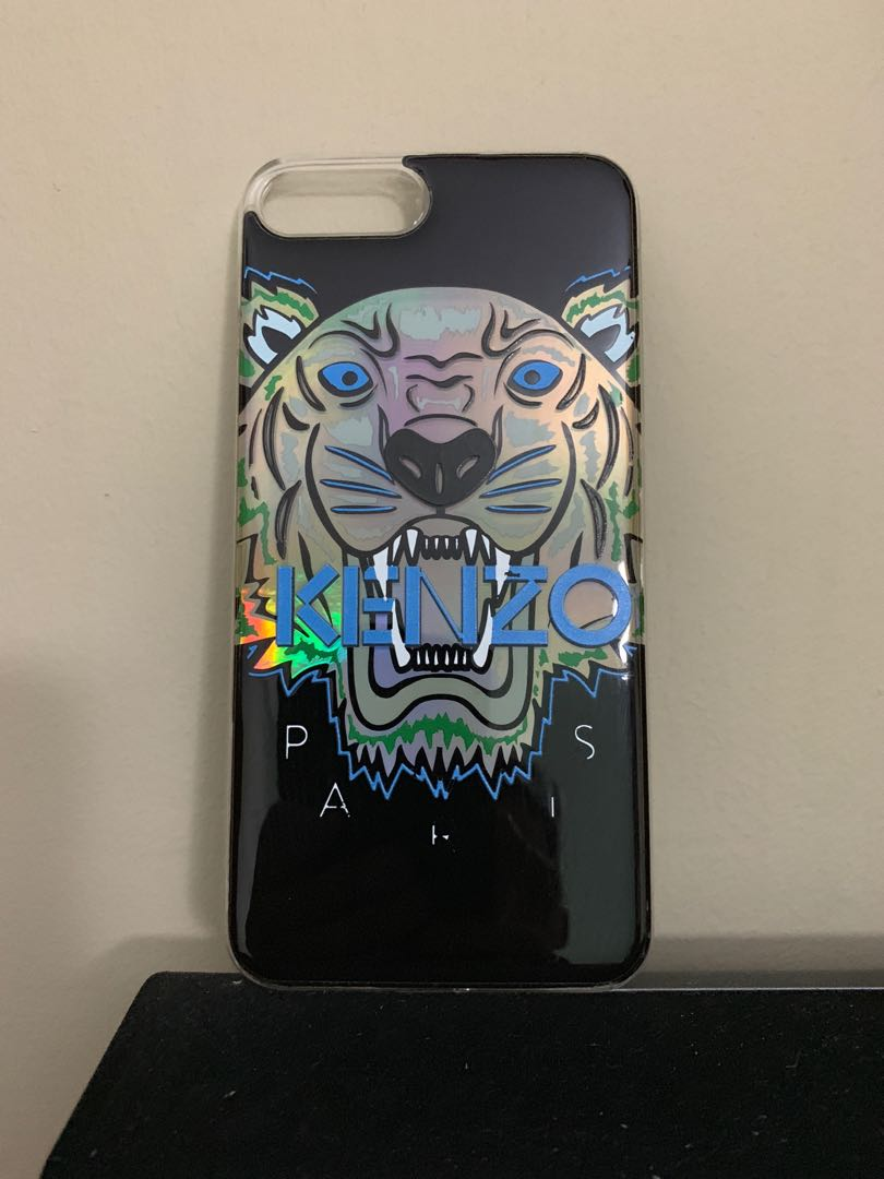a7f912a52 Original Kenzo Tiger Iphone 7 Plus Casing, Mobile Phones & Tablets ...