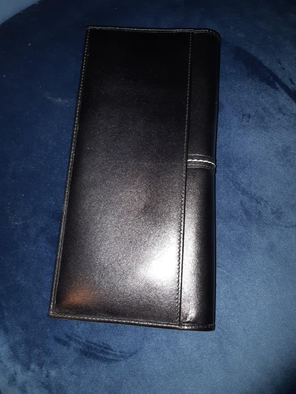Orton travel document and passport holder