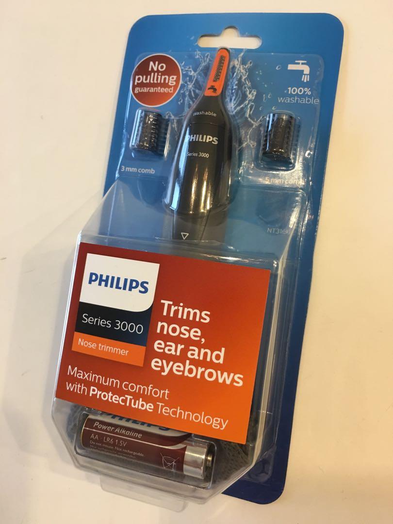 Philips Nosetrimmer series 3000 6b0820fb03