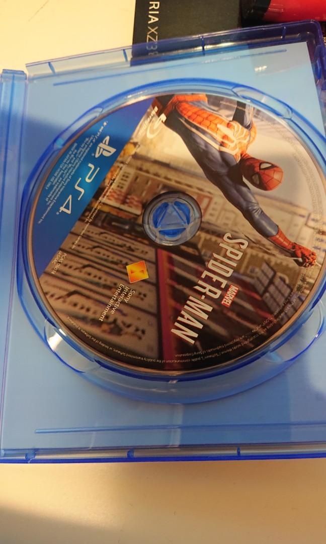 PS4 Marvel's Spider-man