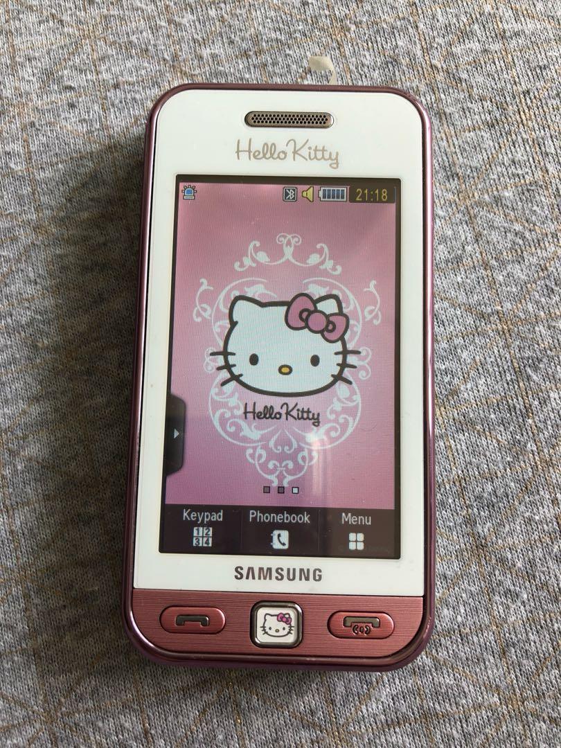 47186c36d Samsung Hello kitty GT-S5230, Telefon Bimbit, Lain-lain Lagi di ...