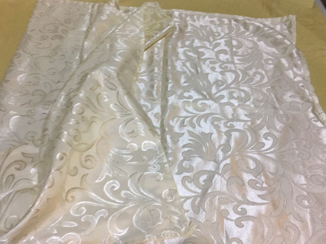 Satin blanket or cover etc home furniture on carousell jpg 1080x809 Satin  blanket ef6be0820