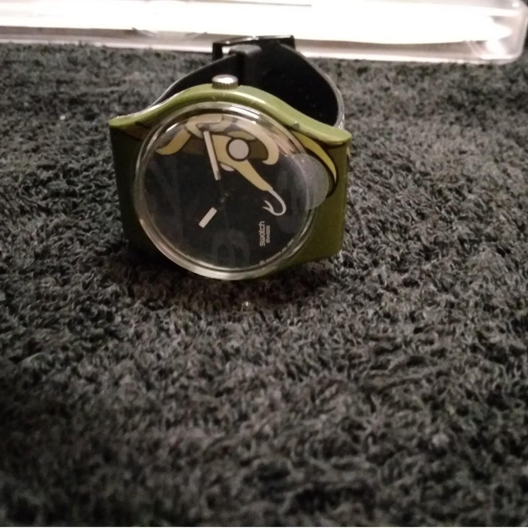 New Swatch Serpent Soup
