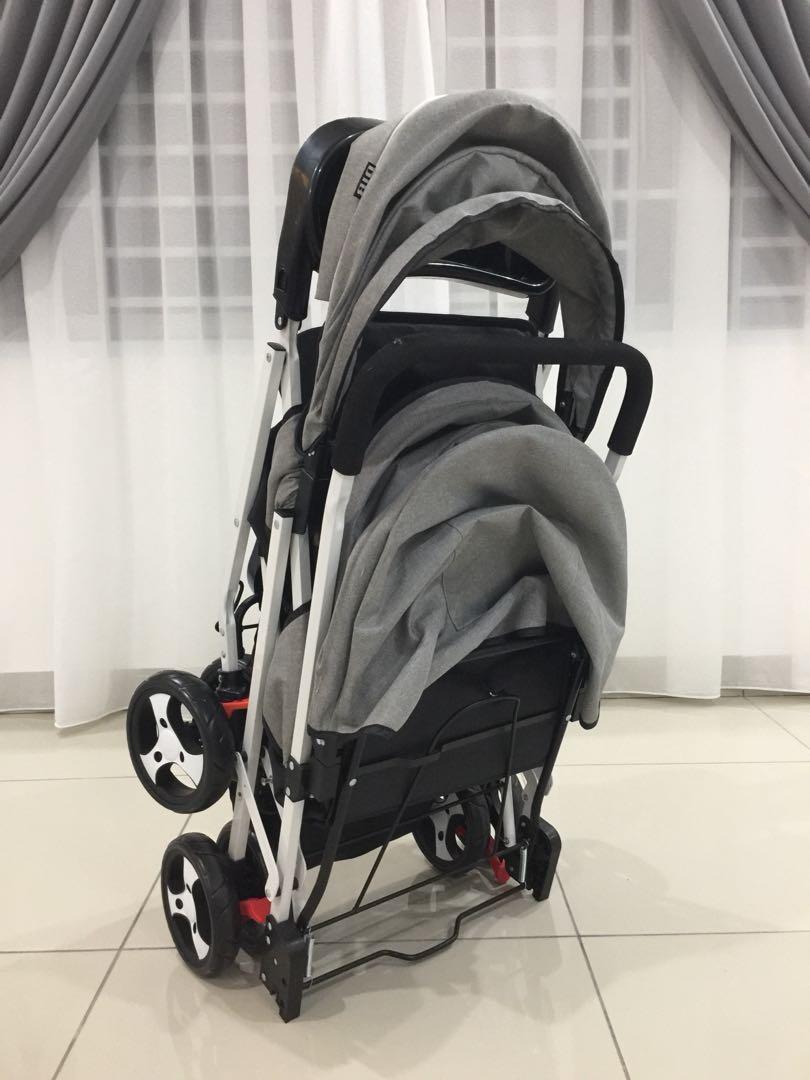 Twin Stroller Baby Stroller Double Stroller