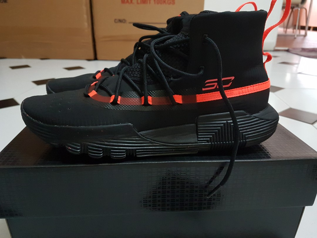 low priced 6f400 e5826 Under Armour SC 3 Zero II, Men's Fashion, Footwear, Others ...