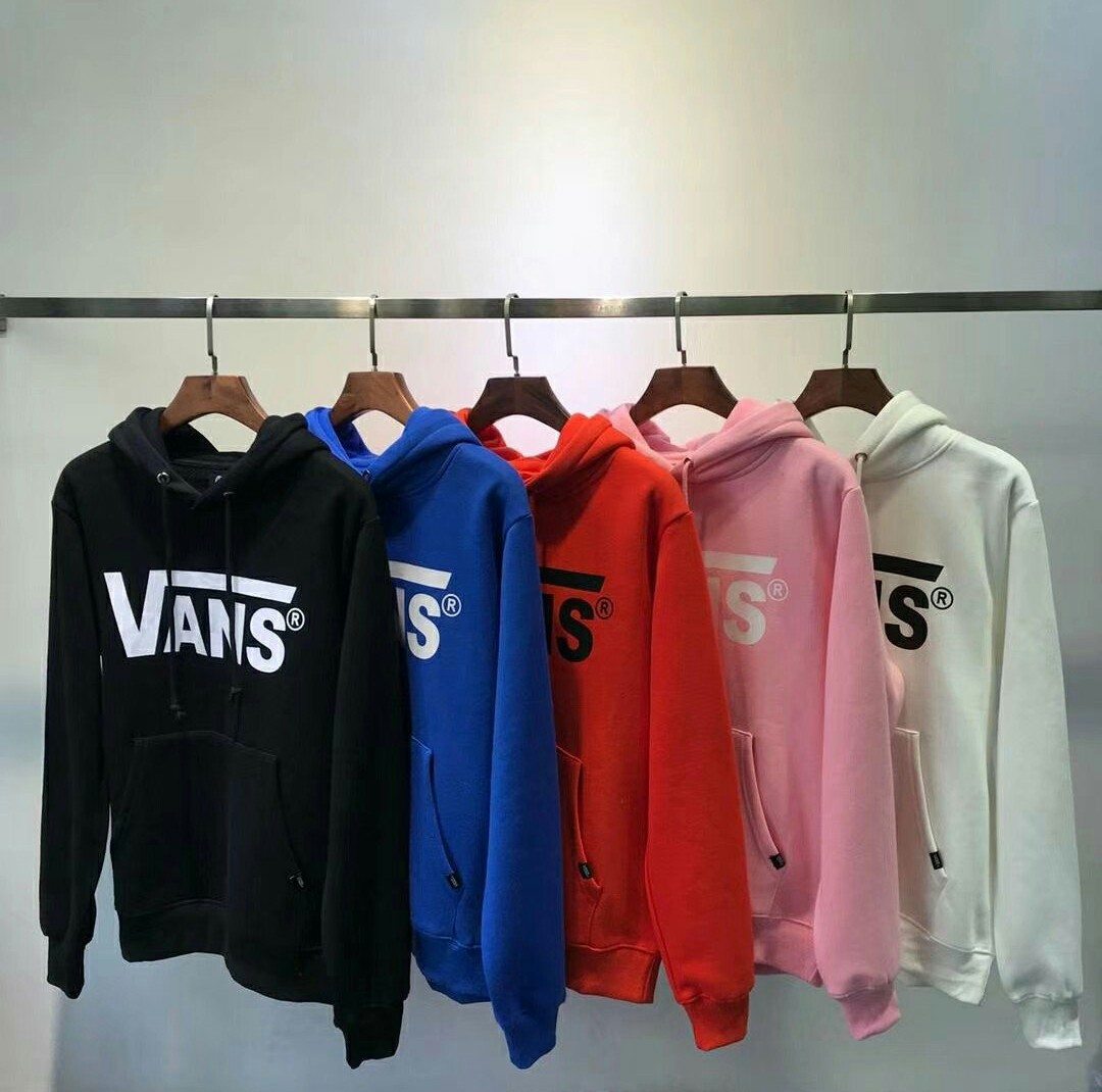 3828857334 Vans Off The Wall Graphic Pullover Hoodie Sweater