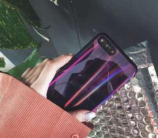 Purple Chrome Case for iPhone 6