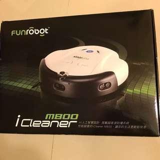 MSI M800 掃地機 自動掃地 機器人