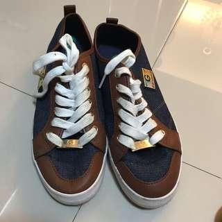 Denim Guess Sneakers
