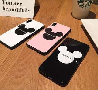 Mickey soft phone case