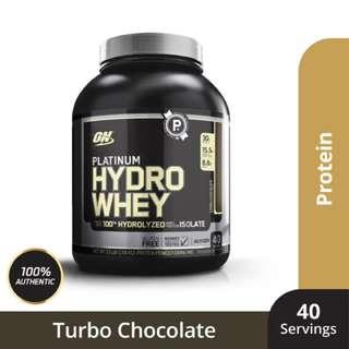 Protein Powder : Optimum Nutrition Platinum Hydrowhey 3.5lbs